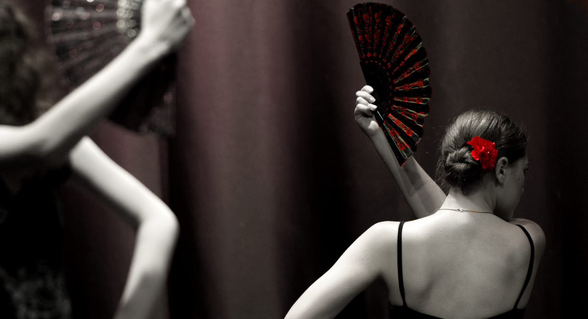 mosaico Flamencotanz