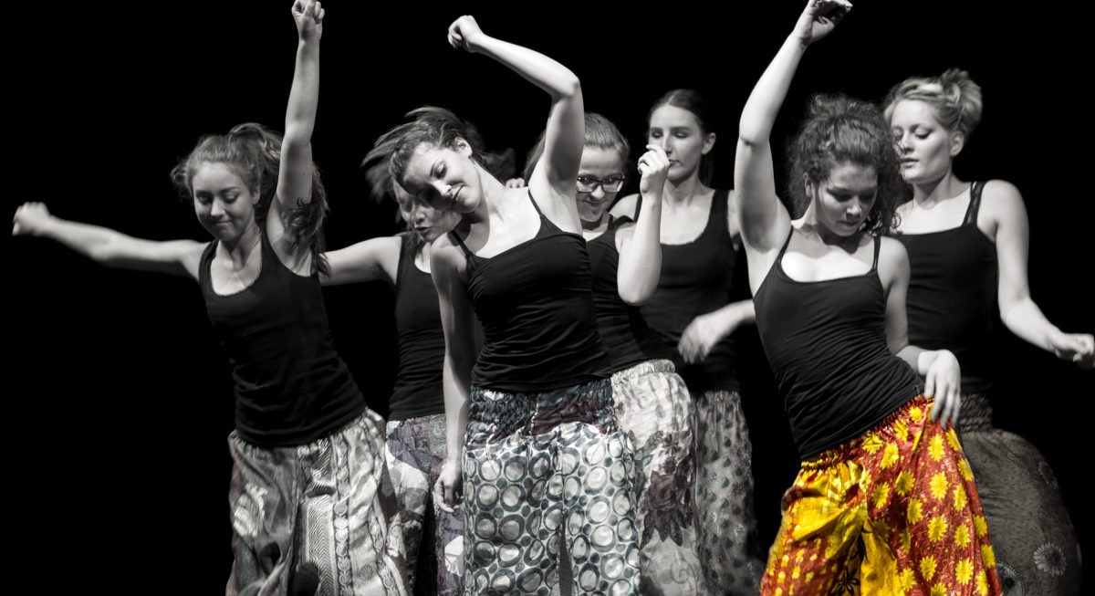 Tanzen ist die Befreiung vom Alltag