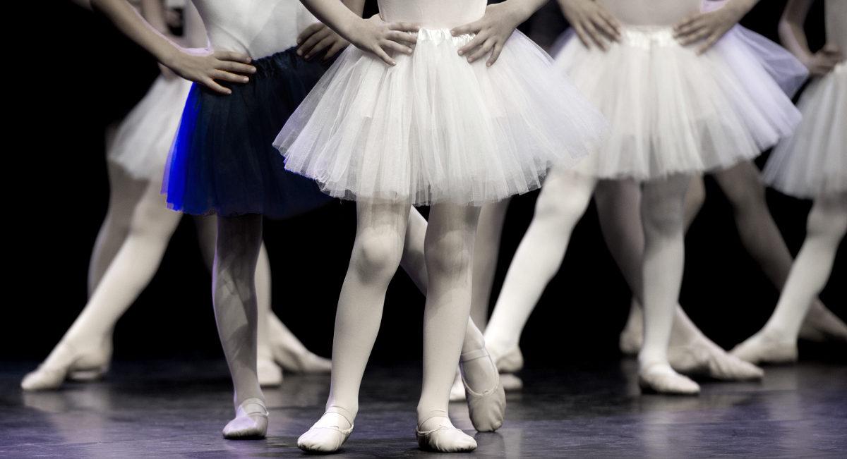 Tanzen ist das Verschmelzen von Tradition und Zukunft