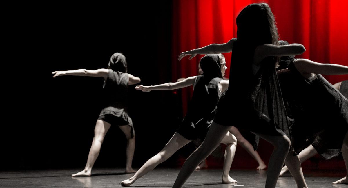 Tanzen ist Hingabe und kreative Kommunikation